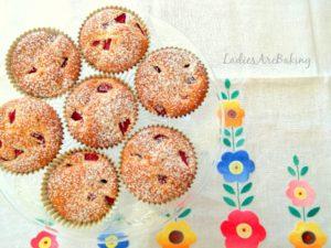 muffins alle fragole