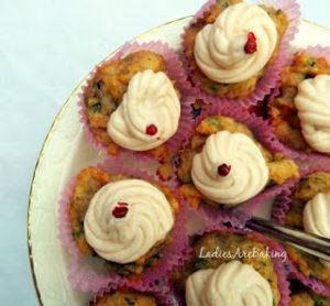 cupcakes al salmone