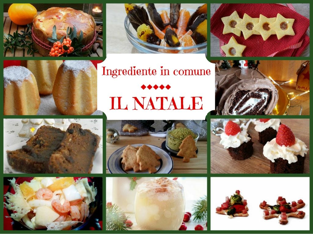 L'ingrediente in comune Il Natale