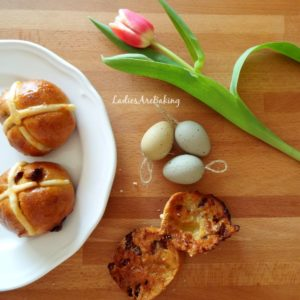 Hot Cross Buns Pasqua