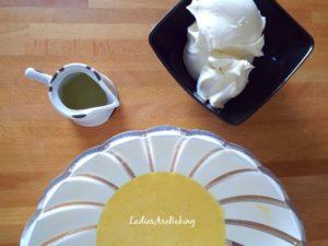 dolce cremoso al lime mascarpone