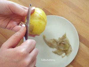 lokse pela patate