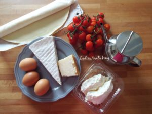 quiche ingredienti