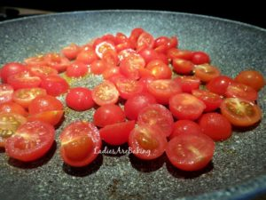 quiche pomodorini