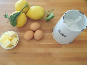 lemon curd ingredienti