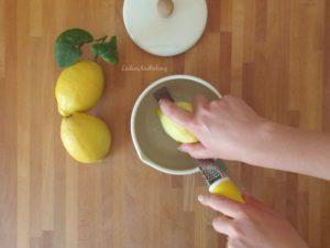 lemon curd scorza di limone