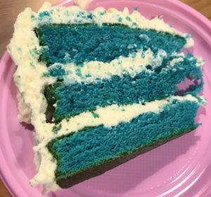 Revelation cake